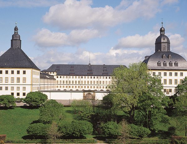 Schloß Friedenstein in Gotha