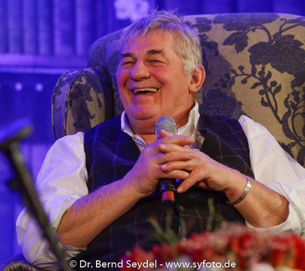 Ein Abend mit Heinz Hoenig
