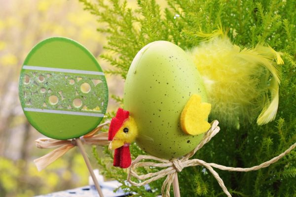 Little Easter in the Thuringian Forest