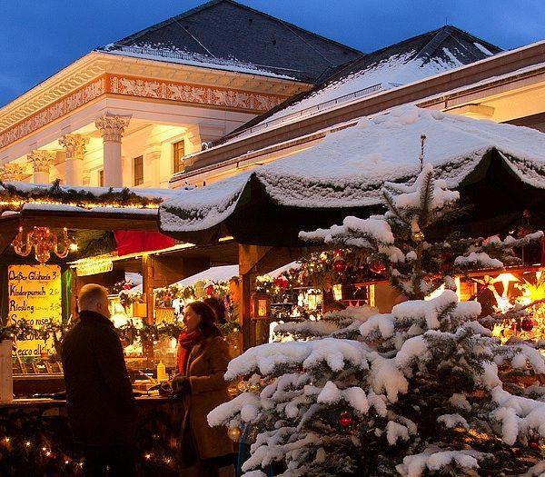 Romantische Weihnachtsmärkte in unserer Umgebung 2019