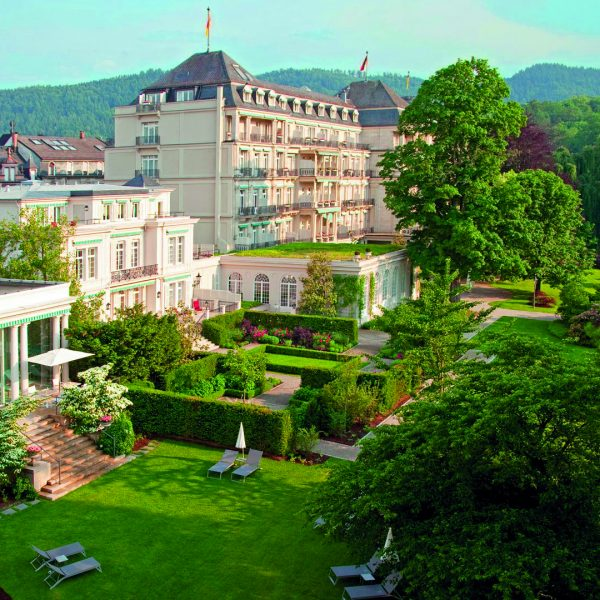 Gourmetreise nach Baden-Baden 15.-17.12.2018