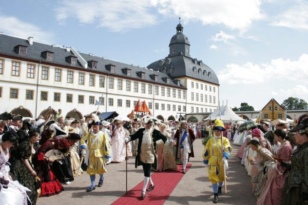 The largest baroque festival in central Germany invites you to Gotha