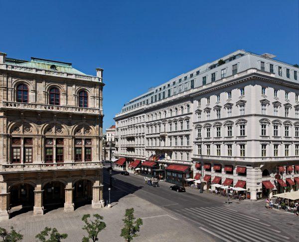 Gourmetreise nach Wien in das Hotel Sacher 07.-10. April 2019