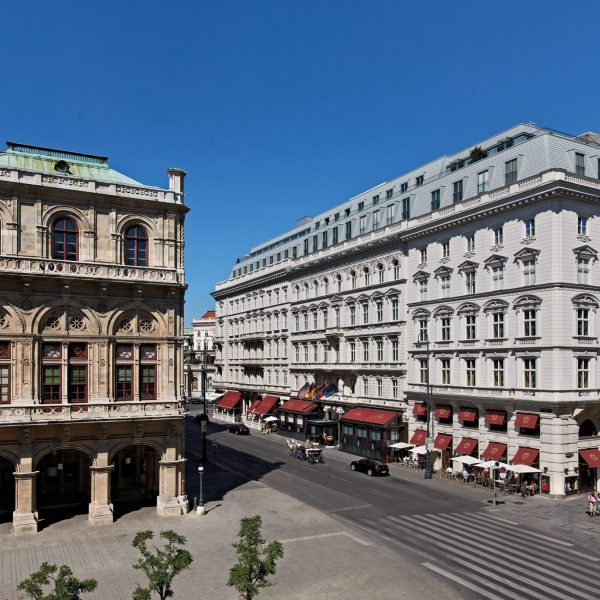 Gourmetreise nach Wien in das Hotel Sacher 07.-10. April 2019