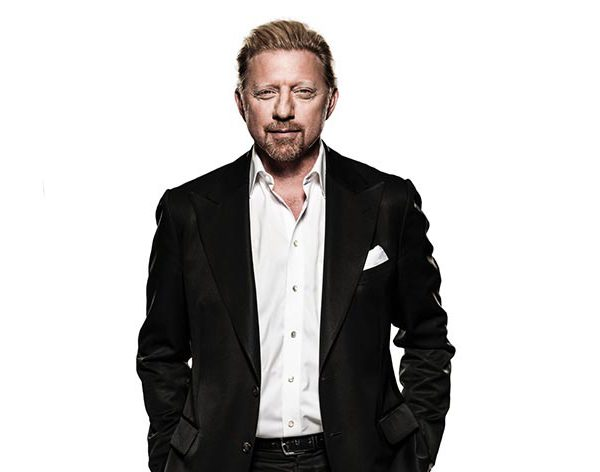 An evening with Boris Becker 23.10.2019