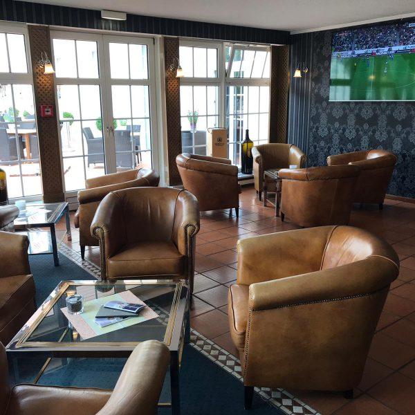Die Bar im LINDENHOF in Gotha ist renoviert!