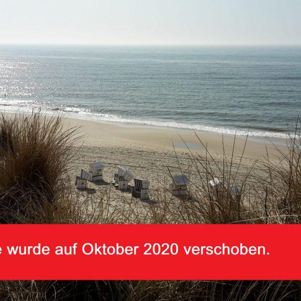 Gourmetreise in das Hotel Rungholt nach Sylt 22.-26. Oktober 2020