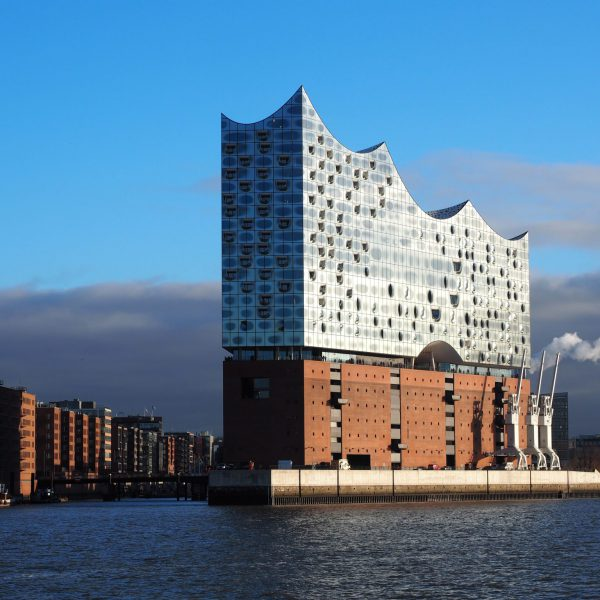 Gourmet trip to the Elbphilharmonie Hamburg 01.-03.06.2020