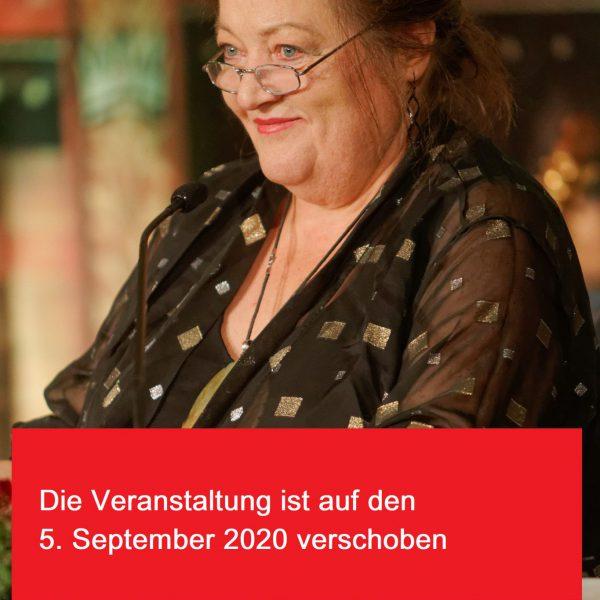 Ein Abend mit Marianne Sägebrecht 05.09.2020