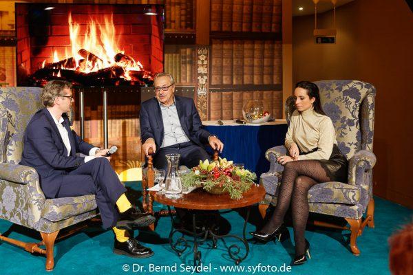 Stephanie & Wolfgang Stumph zu Gast im LINDENHOF