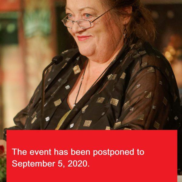 An evening with Marianne Sägebrecht 05.09.2020
