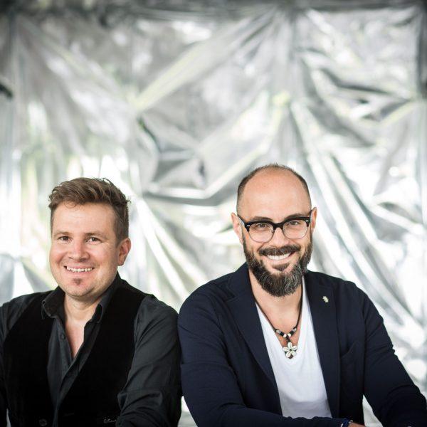 """""""Lesen Live"""" 11.02.2020 mit Volker Klüpfel und Michael Kobr"""