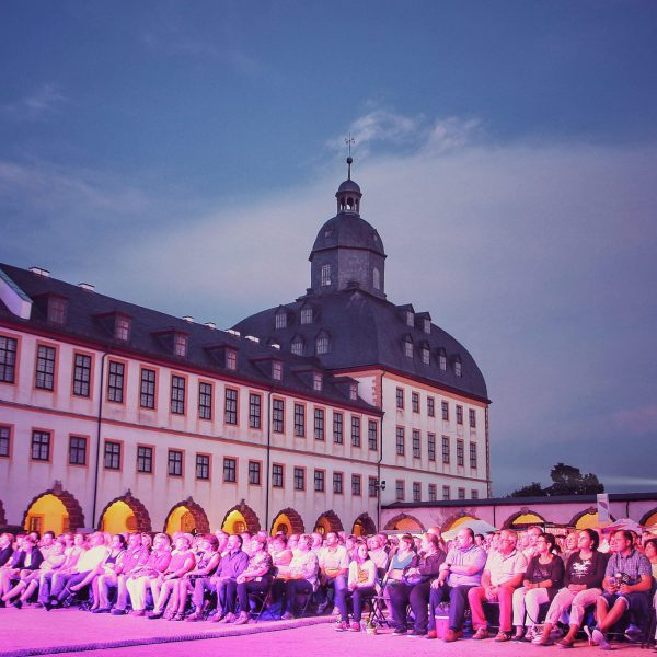 Sounds of Hollywood in Gotha