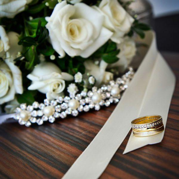 Silberhochzeit oder Goldene Hochzeit