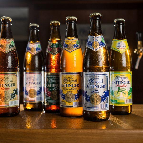 Brauereiführung in der OETTINGER Brauerei