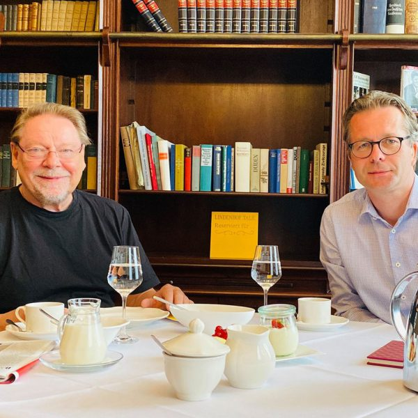 Interview mit Moderator Jürgen von der Lippe