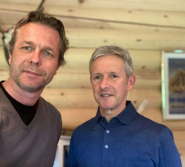 Interview mit Skisprunglegende Jens Weißflog